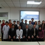 Formation de formateurs en Chine.