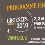 Simulation au congrès URGENCES 2010